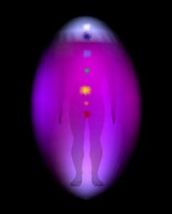 Фіолетова аура