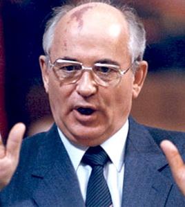 Михаил Горбачев - социотип Наполеон