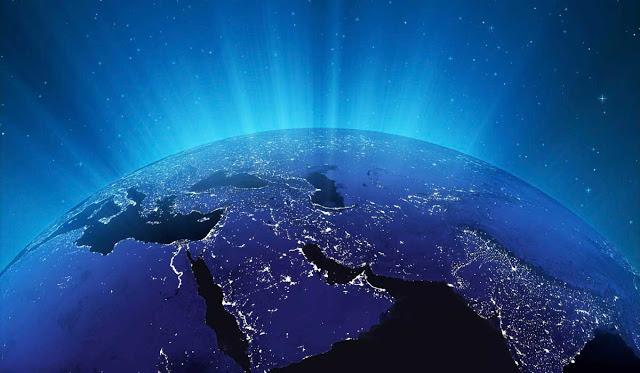 Вибрации планеты и человечества