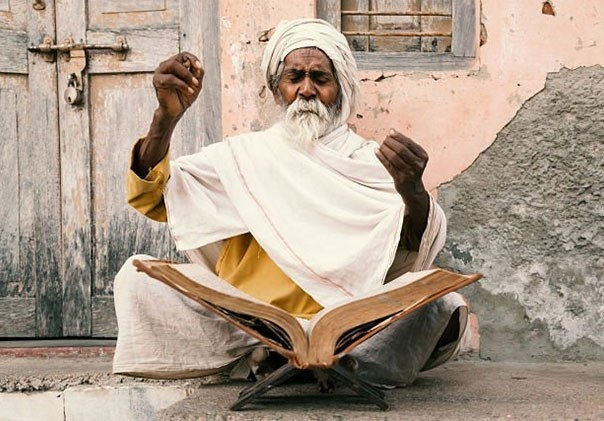Описание варн: кшатрий, брахман, вайшья и шудра
